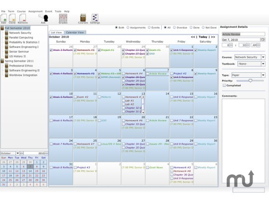 Screenshot 1 for Get Organized