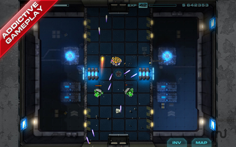 Screenshot 1 for Robokill - Rescue Titan Prime
