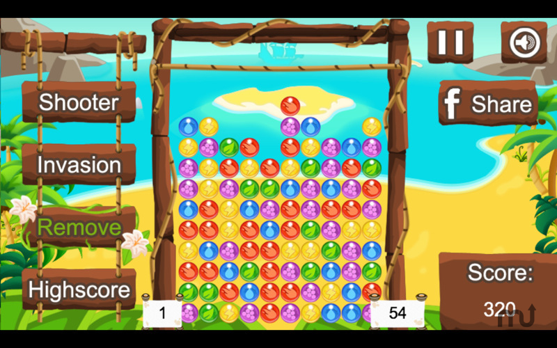 Screenshot 1 for Bubble Mix 3 in 1