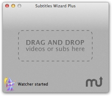 Screenshot 1 for Subtitles Wizard