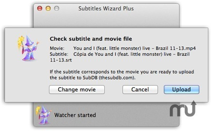 Screenshot 4 for Subtitles Wizard
