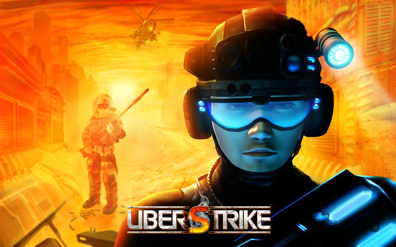 Screenshot 1 for Uberstrike HD