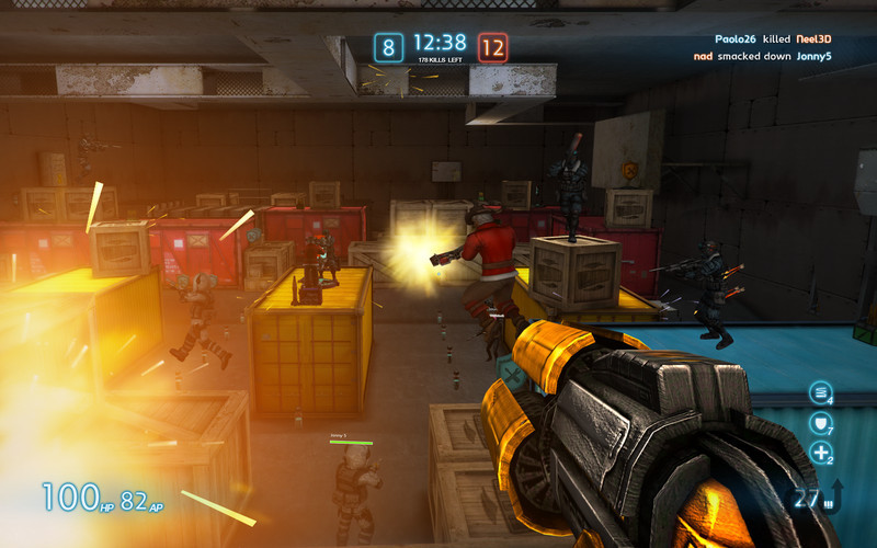 Screenshot 4 for Uberstrike HD