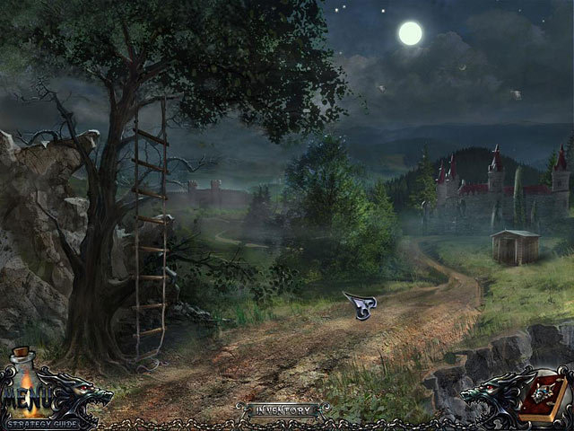Screenshot 1 for Shadow Wolf Mysteries: Curse of the Full Moon CE