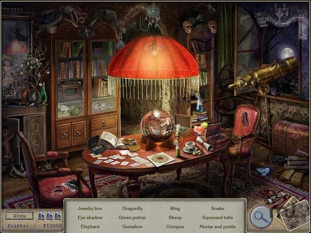Screenshot 1 for Letters from Nowhere 2