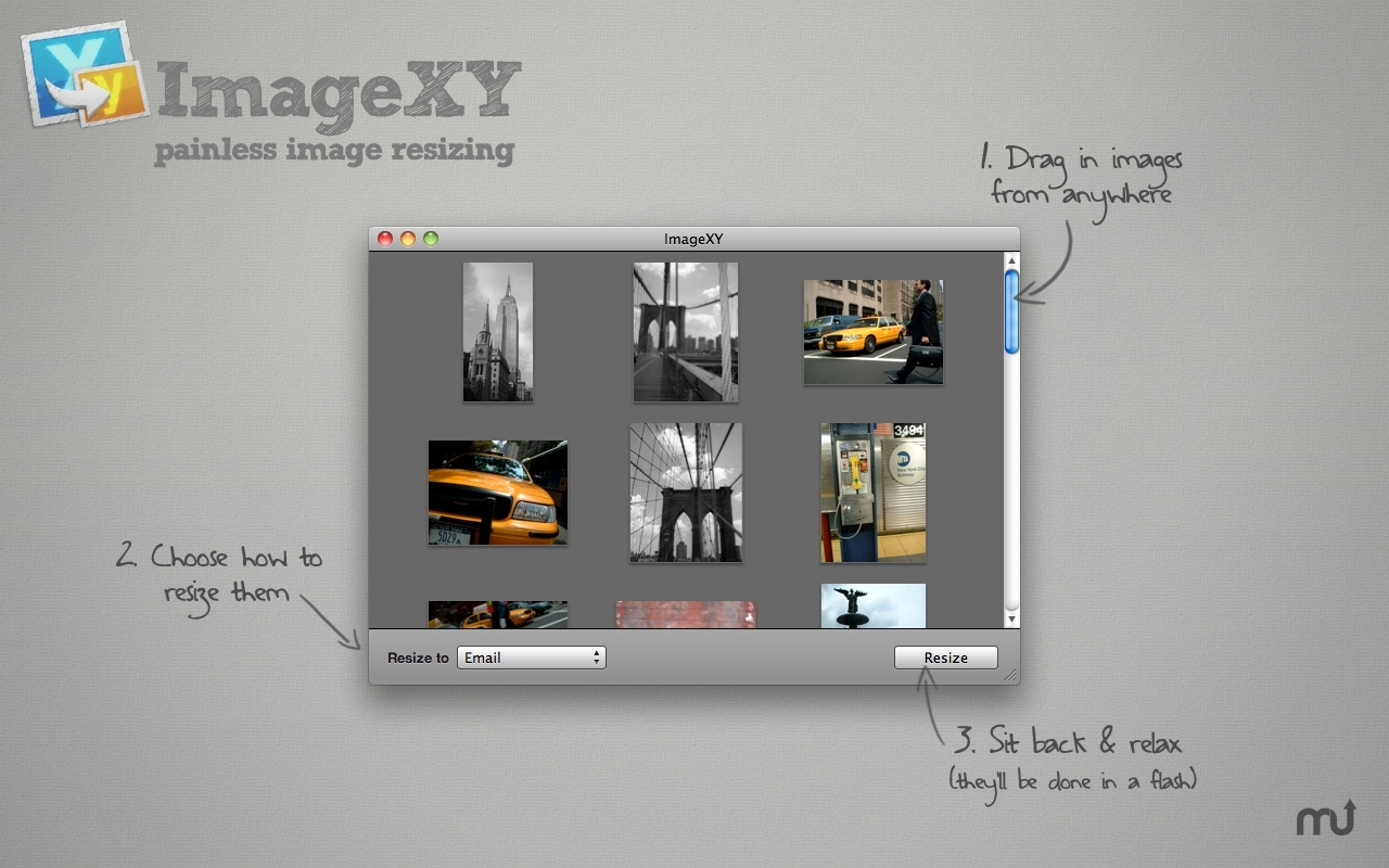 Screenshot 1 for ImageXY