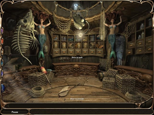 Screenshot 1 for Dream Chronicles: The Book of Water CE