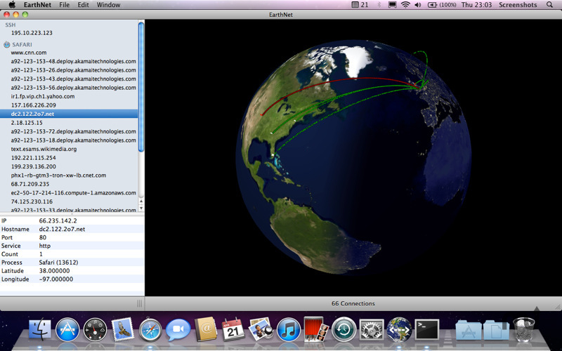 Screenshot 1 for EarthNet