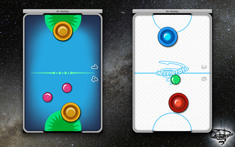 Screenshot 2 for Air Hockey