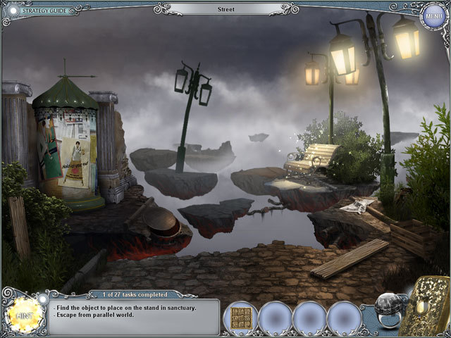 Screenshot 1 for Treasure Seekers: The Time Has Come CE