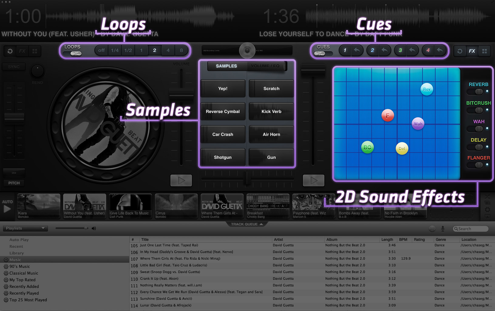 Screenshot 2 for itDJ