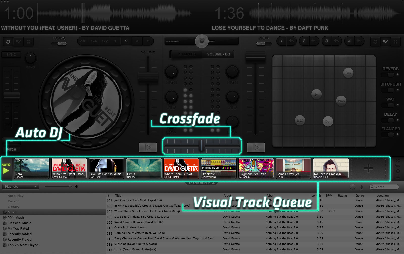 Screenshot 3 for itDJ