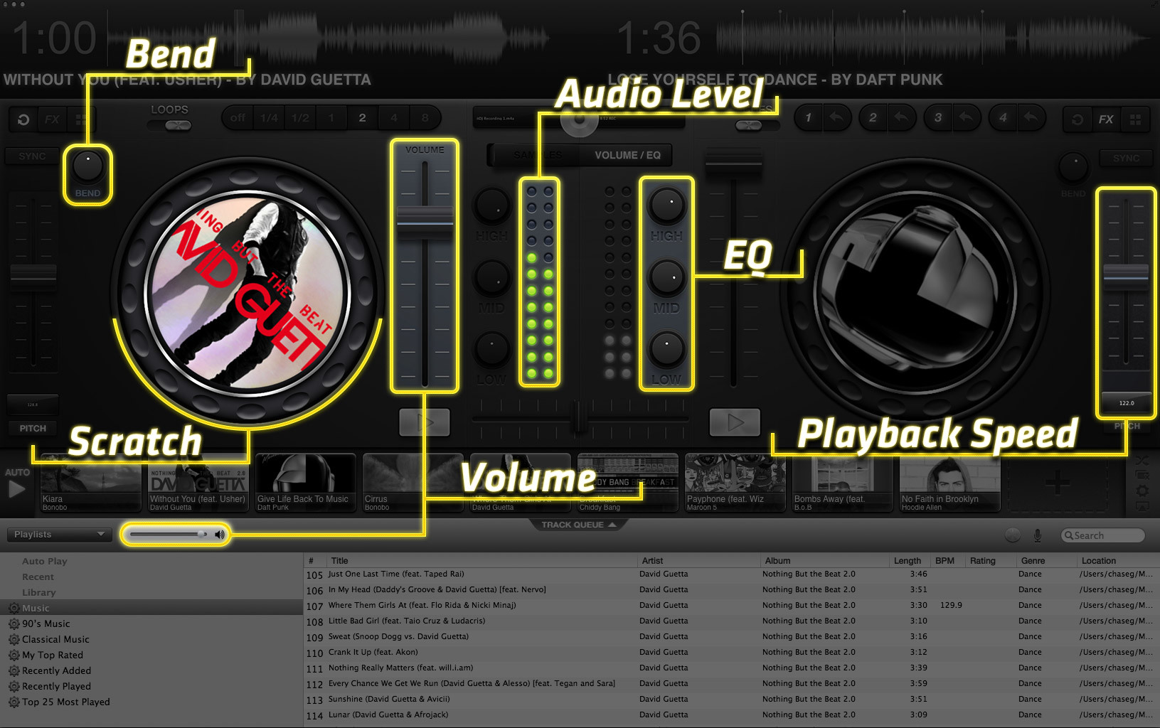 Screenshot 4 for itDJ