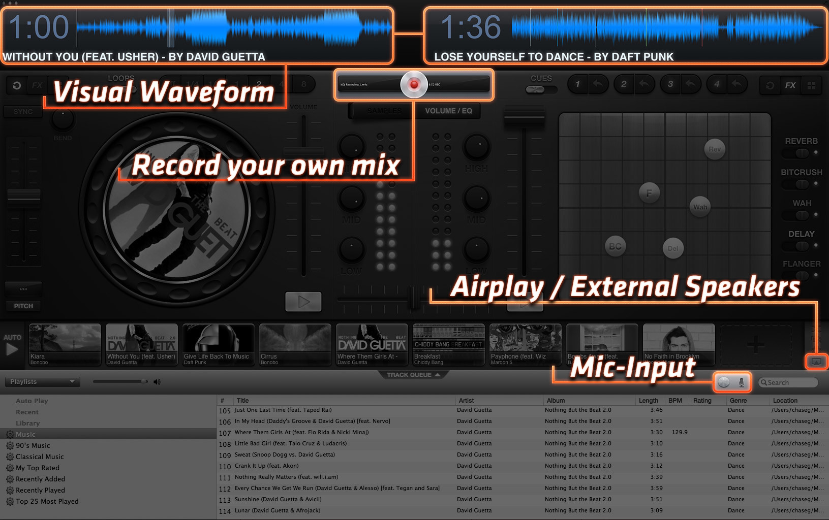 Screenshot 5 for itDJ