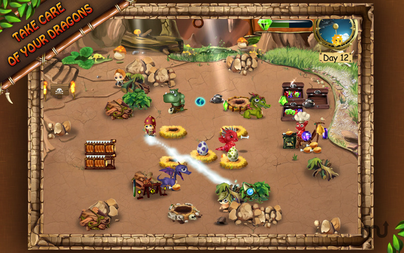 Screenshot 1 for Dragon Keeper