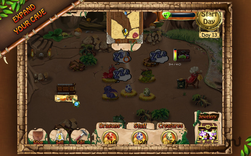 Screenshot 3 for Dragon Keeper