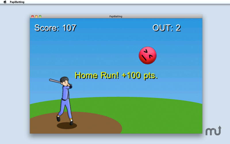 Screenshot 1 for PapiBatting