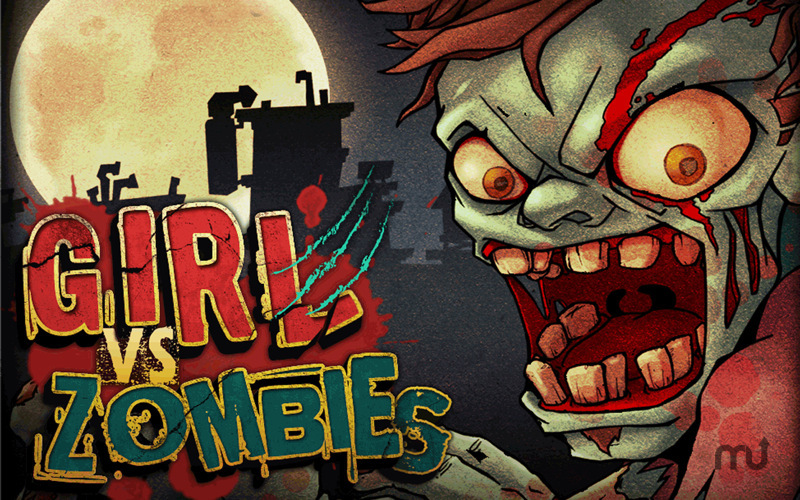 Screenshot 5 for Girl vs Zombies