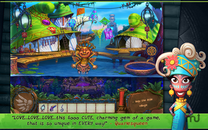 Screenshot 3 for Tulula: Legend of a Volcano