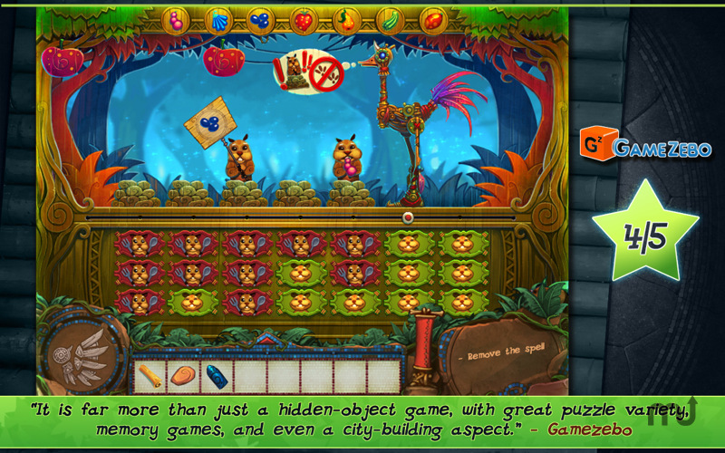 Screenshot 4 for Tulula: Legend of a Volcano