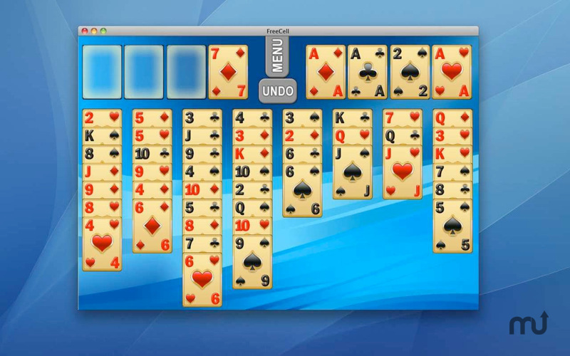 Screenshot 1 for FreeCell