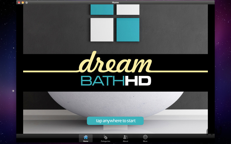 Screenshot 1 for Dream Bath HD
