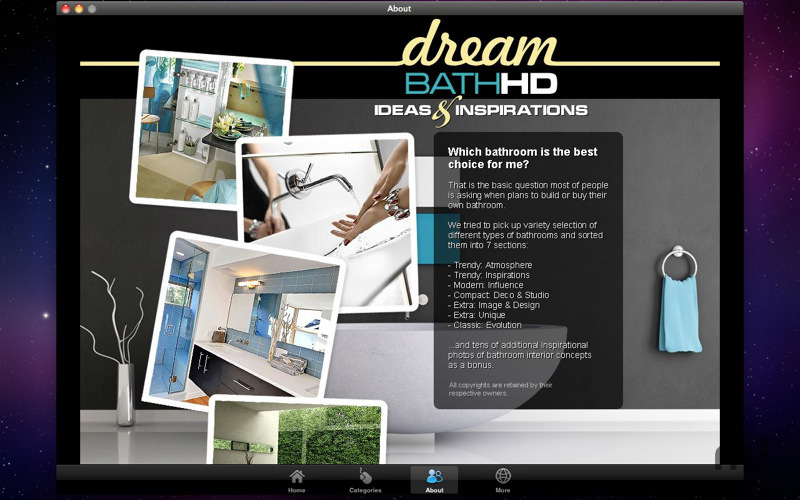 Screenshot 3 for Dream Bath HD
