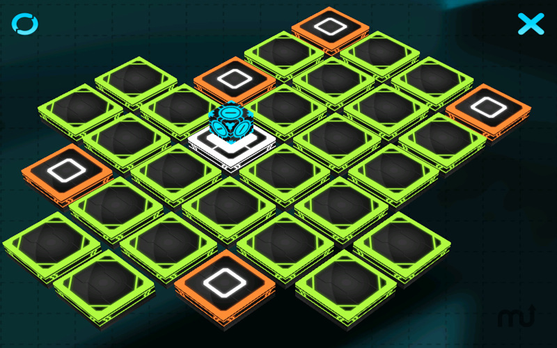 Screenshot 3 for Crazy Cubes 3D