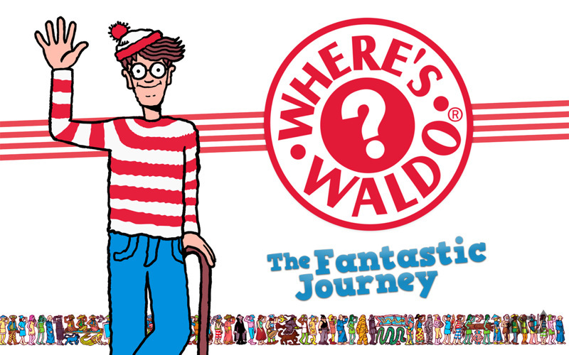 Screenshot 1 for Where's Waldo? The Fantastic Journey