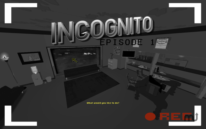 Screenshot 1 for Incognito: Episode 1