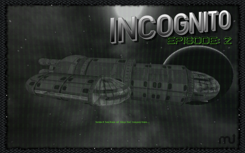 Screenshot 1 for Incognito: Episode 2