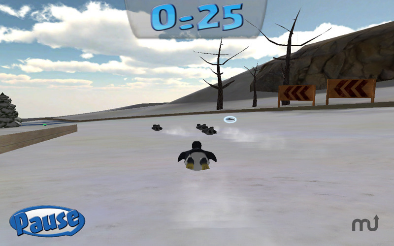 Screenshot 3 for Penguin Snowcap Challenge