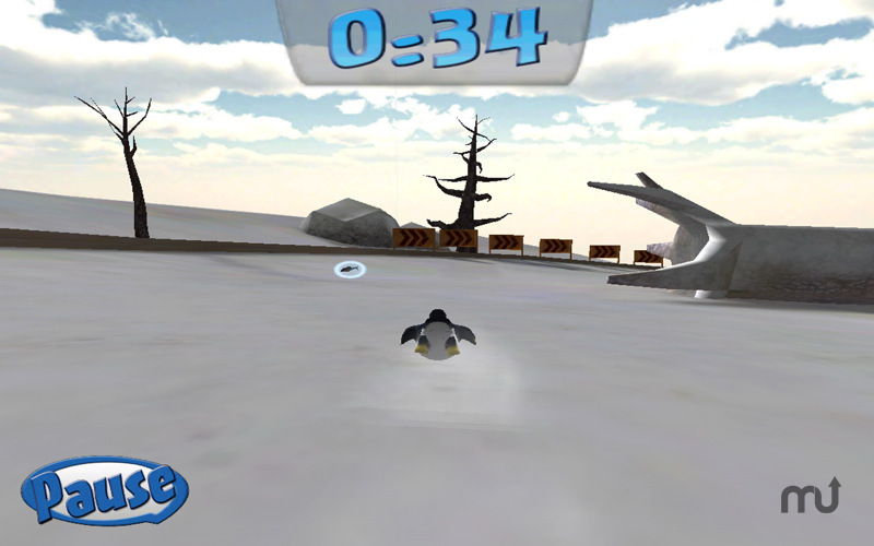 Screenshot 4 for Penguin Snowcap Challenge