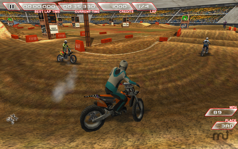Screenshot 2 for Freestyle Dirt Bike