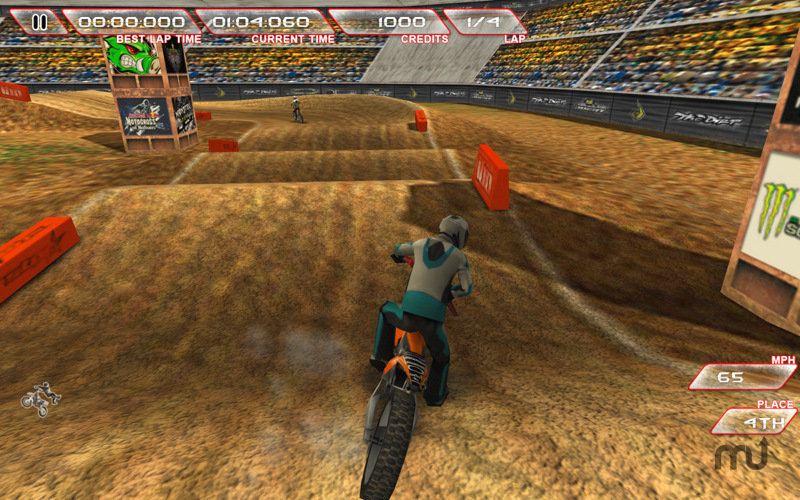 Screenshot 3 for Freestyle Dirt Bike