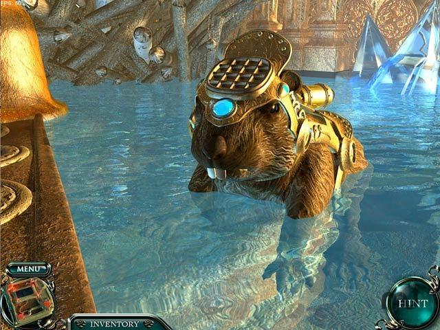 Screenshot 1 for Empress of the Deep 2: Song of the Blue Whale