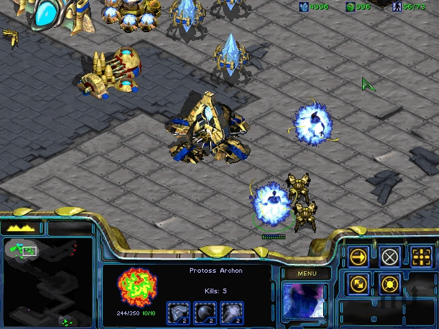 Screenshot 1 for StarCraft