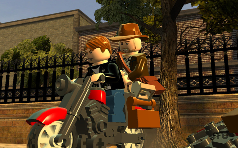 Screenshot 1 for LEGO Indiana Jones 2