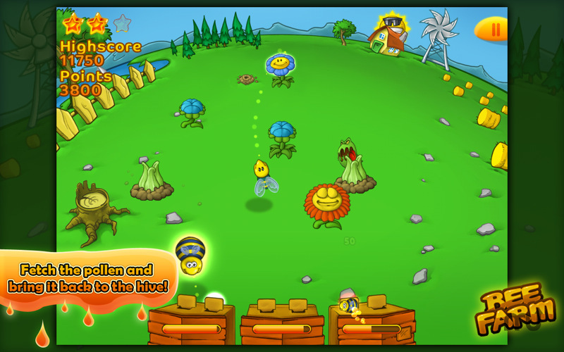 Screenshot 1 for Bee Farm