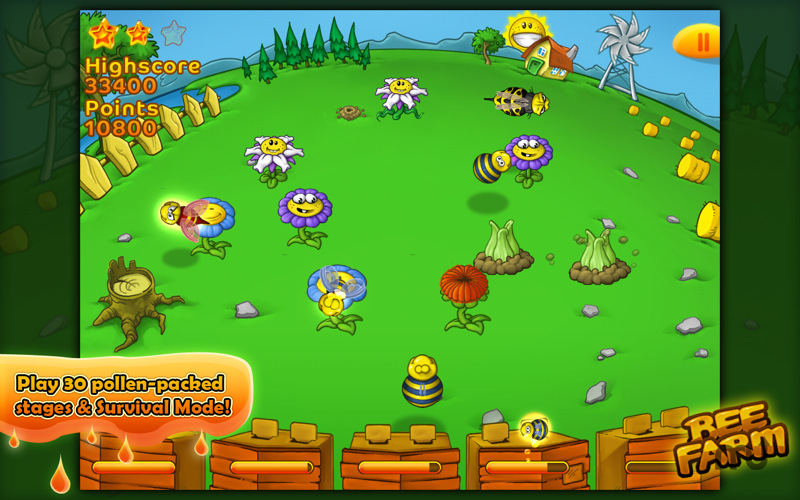 Screenshot 2 for Bee Farm