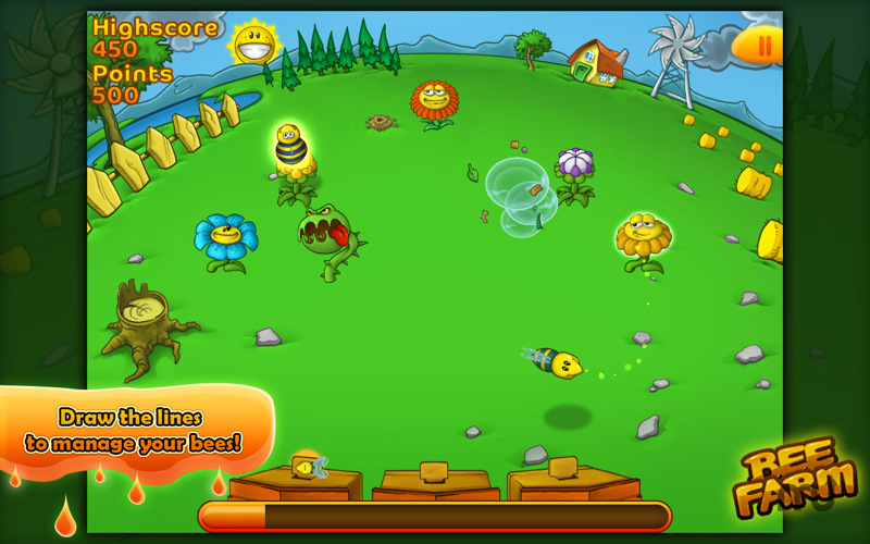 Screenshot 3 for Bee Farm