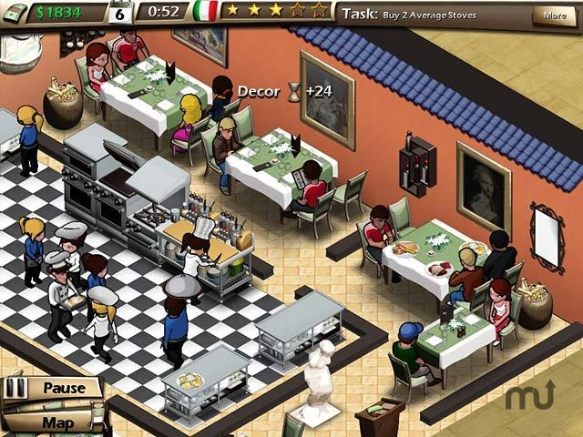 Screenshot 1 for Bistro Boulevard