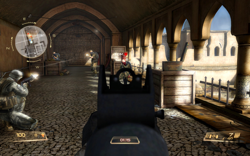 Screenshot 2 for Modern Combat: Domination