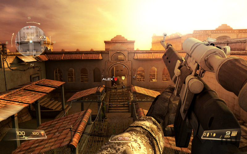 Screenshot 4 for Modern Combat: Domination