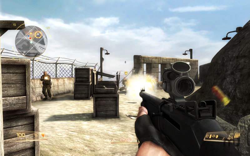 Screenshot 5 for Modern Combat: Domination