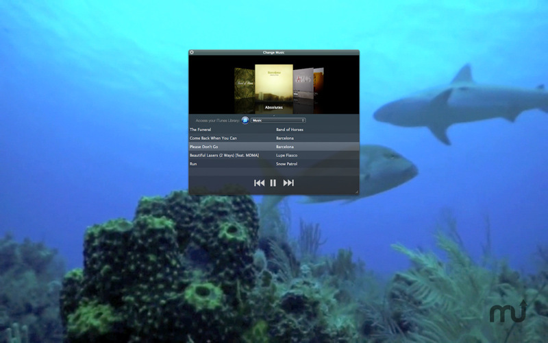 Screenshot 2 for Real Aquarium HD