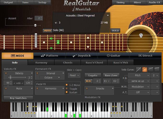 RealGuitar for Mac