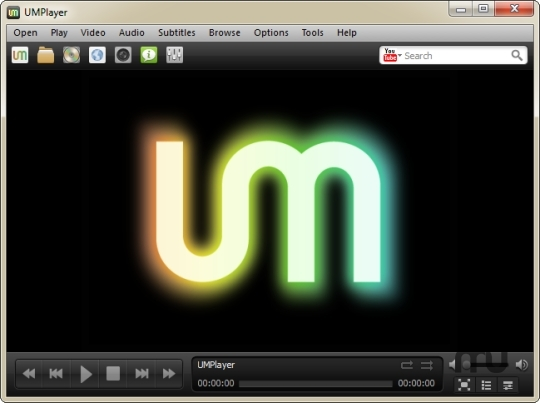 Screenshot 1 for UMPlayer