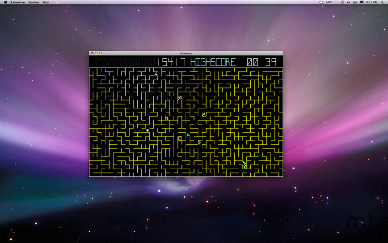 Screenshot 3 for Linemaze