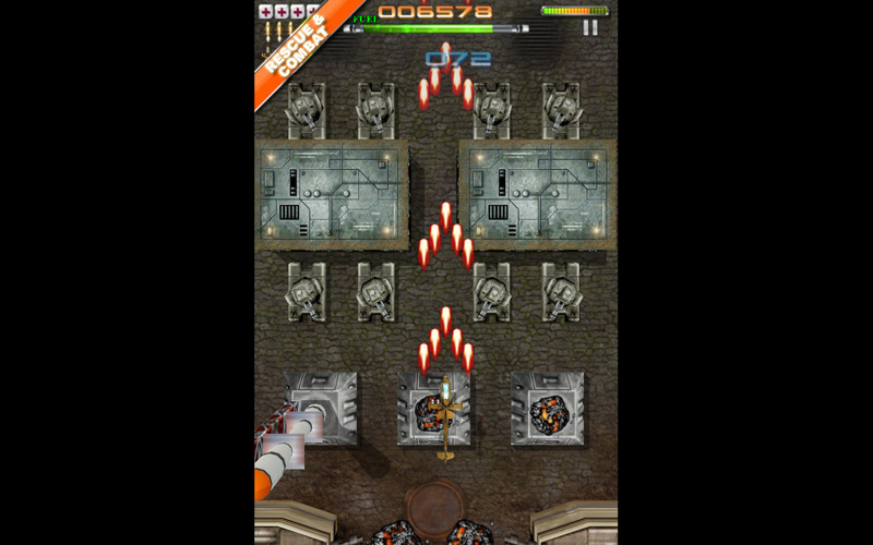 Screenshot 2 for iStriker: Rescue & Combat